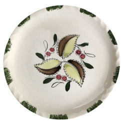 Blue Ridge Wild Cherry 3 Luncheon Plate