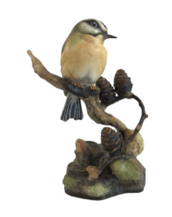 Boehm Firecrest With Larch Figurine