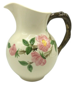 Franciscan Desert Rose Large Pitcher